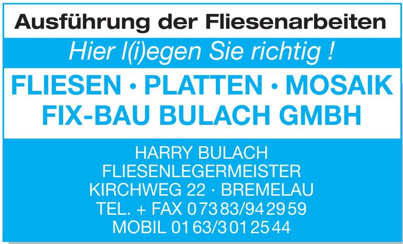 Harry Bulach GmbH