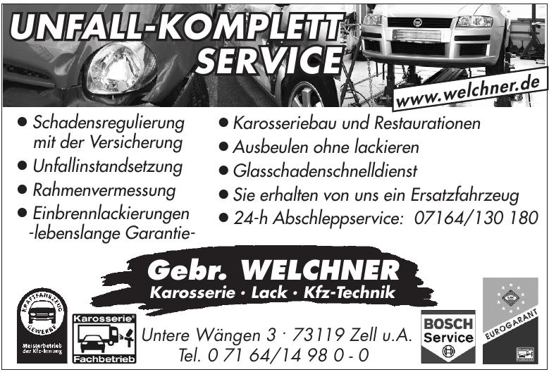 Gebr. Welchner GmbH