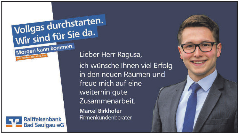 Raiffeisenbank Bad Saulgau eG