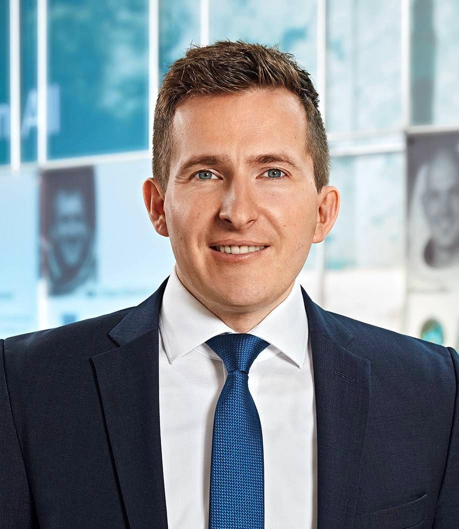 Stefan Neumann, Bürgermeister von Künzelsau. Foto: Stadt Künzelsau