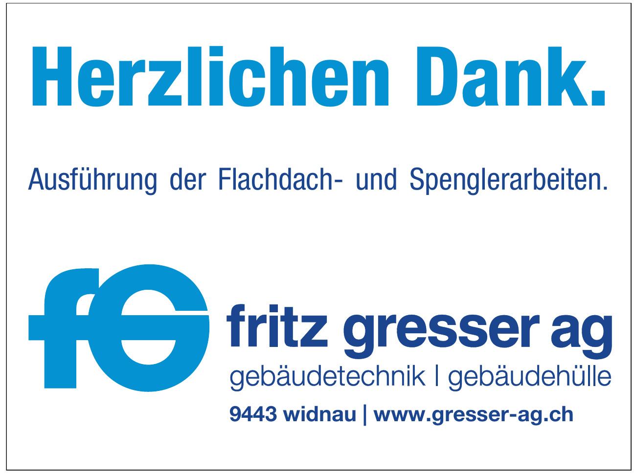 fe Fritz Gresser AG