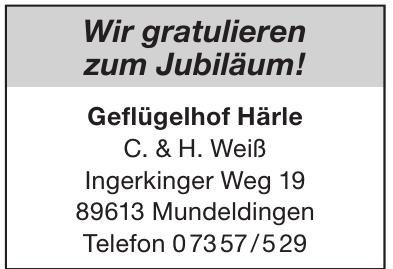 Geflügelhof Härle C. & H. Weiß