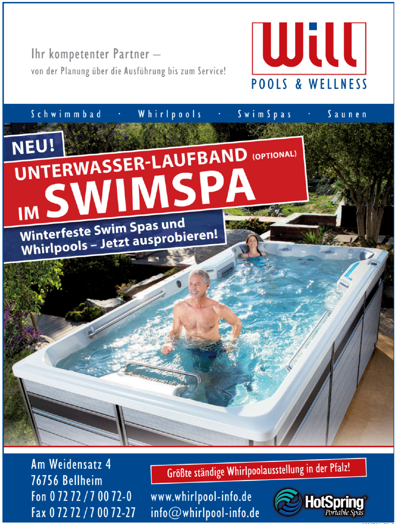 Will Pools & Wellness