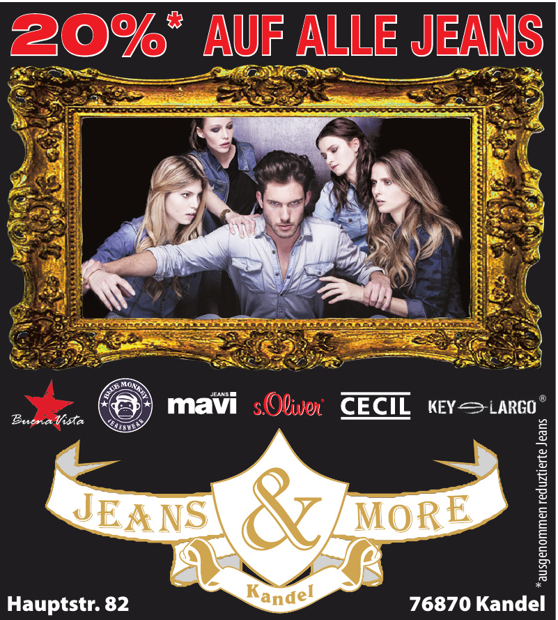 """""""Jeans & More"""""""