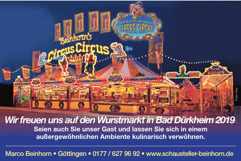 Beinhorn´s Circus Circus