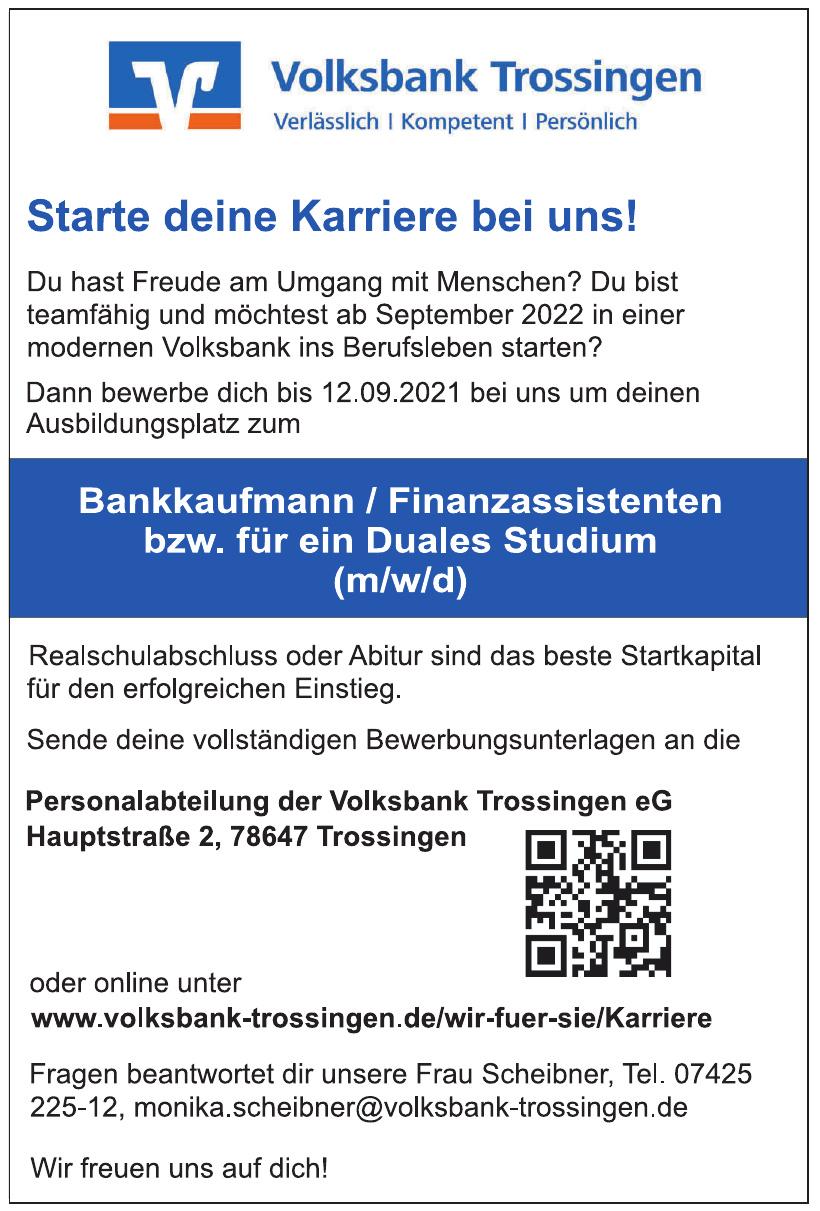 Volksbank Trossingen eG