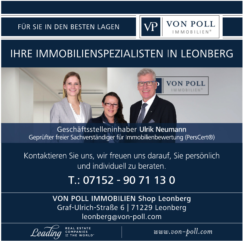 Von Poll Immobilien