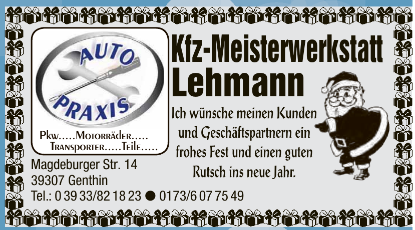 KFZ-Meisterwerkstatt Lehmann