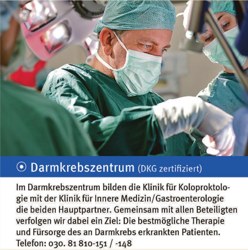 Darmkrebszentrum