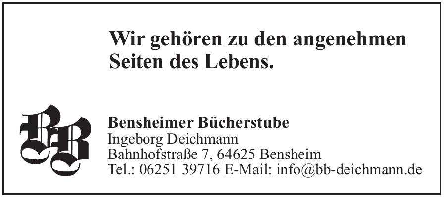 Bensheimer Bücherstube