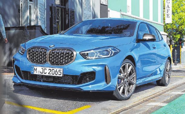 Neue BMW-Modelle entdecken Image 1