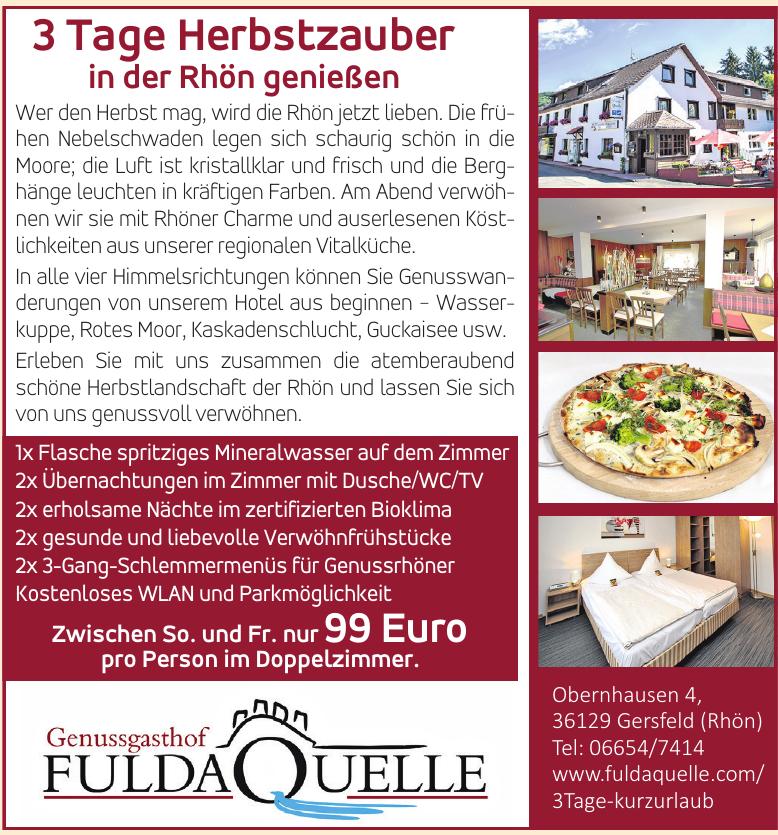 Genussgasthof Fulda Quelle