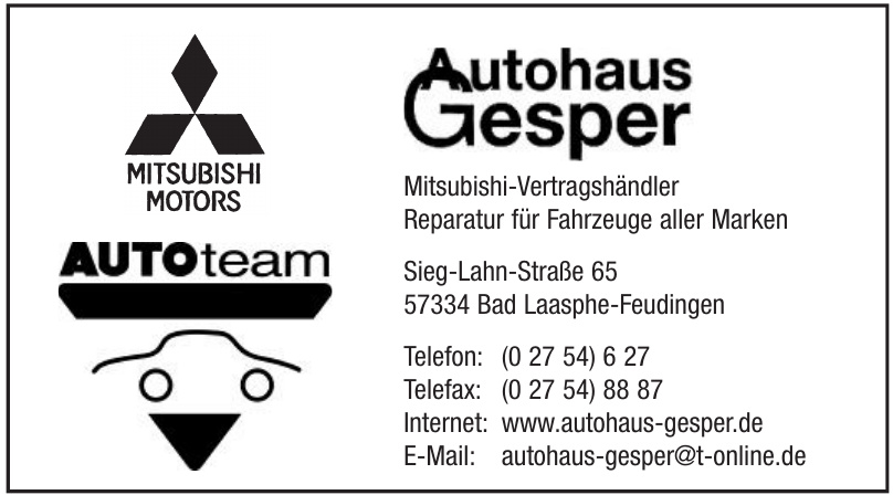 Autohaus Gesper
