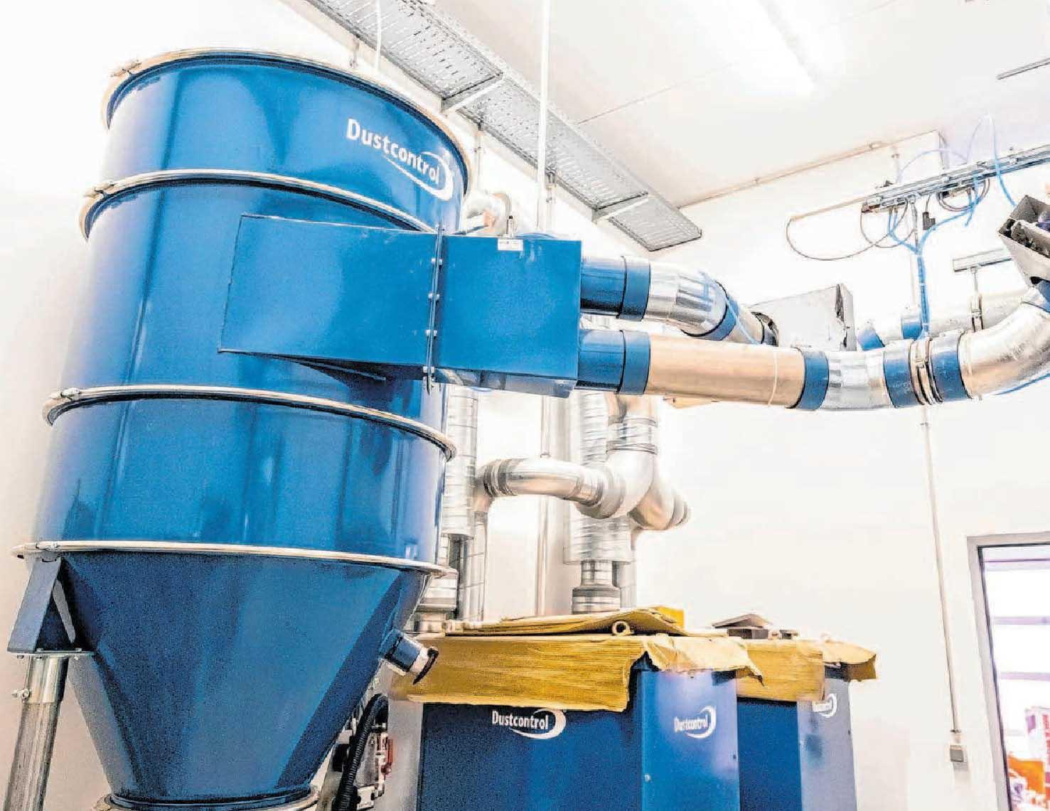 Schonend zur Umwelt: Die Betreiber legen Wert auf Nachhaltigkeit. So wird zum Beispiel das Wasser aufgearbeitet und wieder verwendet.