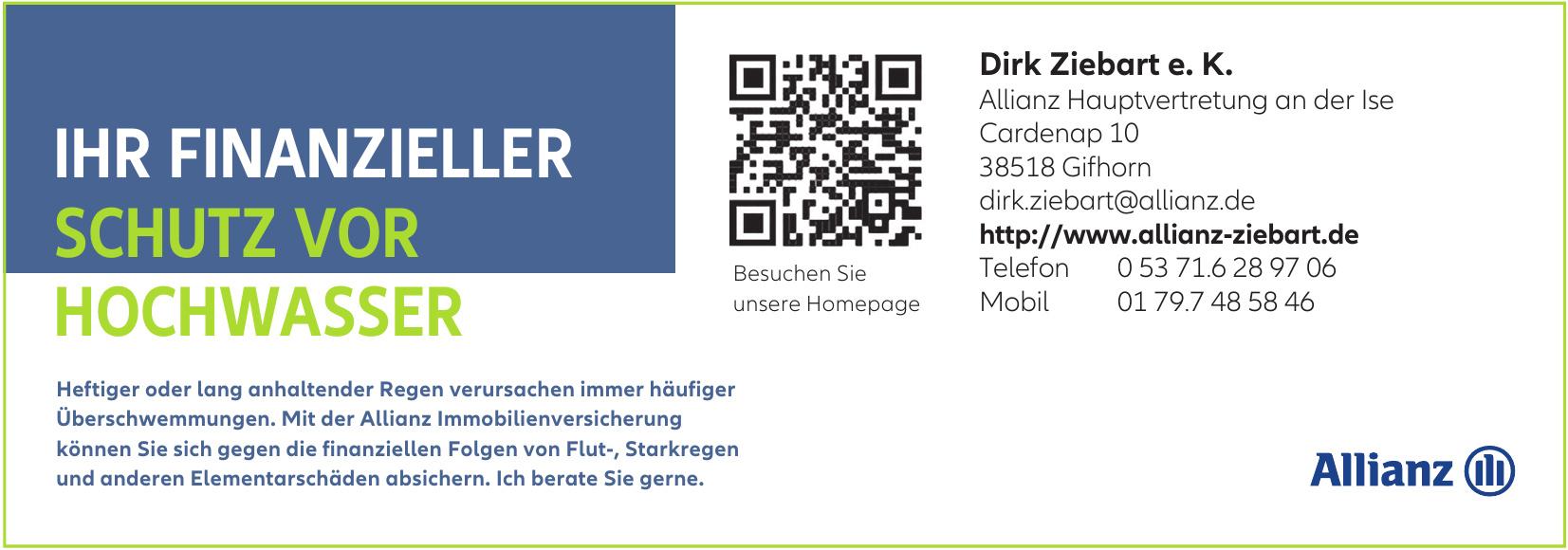 Dirk Ziebart e. K. - Allianz Hauptvertretung an der Ise