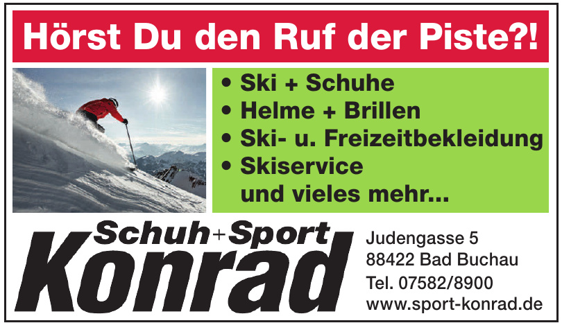 Schuh + Sport Konrad