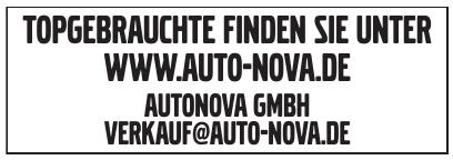 Autonova GmbH