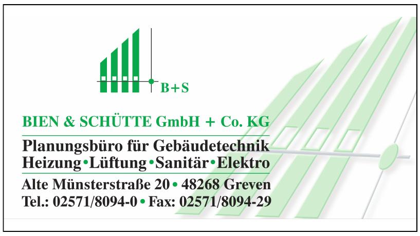 Bien & Schütte GmbH + Co. KG