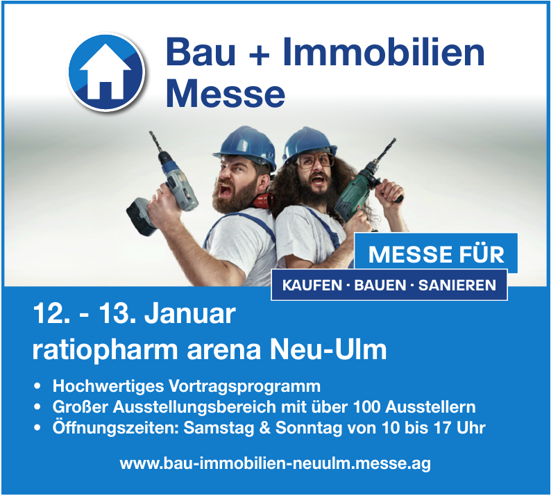 Bau + Immobilien Messe