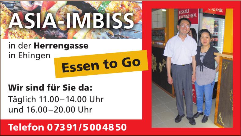Asia-Imbiss