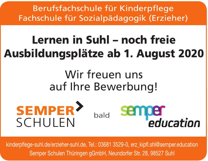 Semper Schulen Thüringen gGmbH