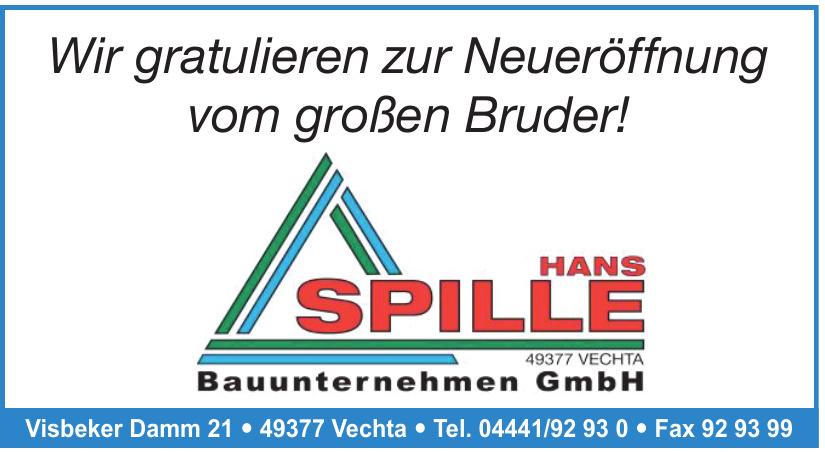 Hans Spille Bauunternehmen GmbH