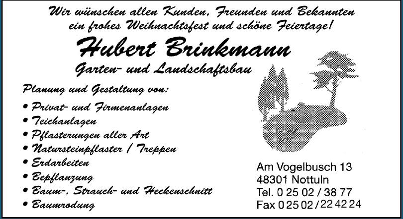 Hubert Brinkmann