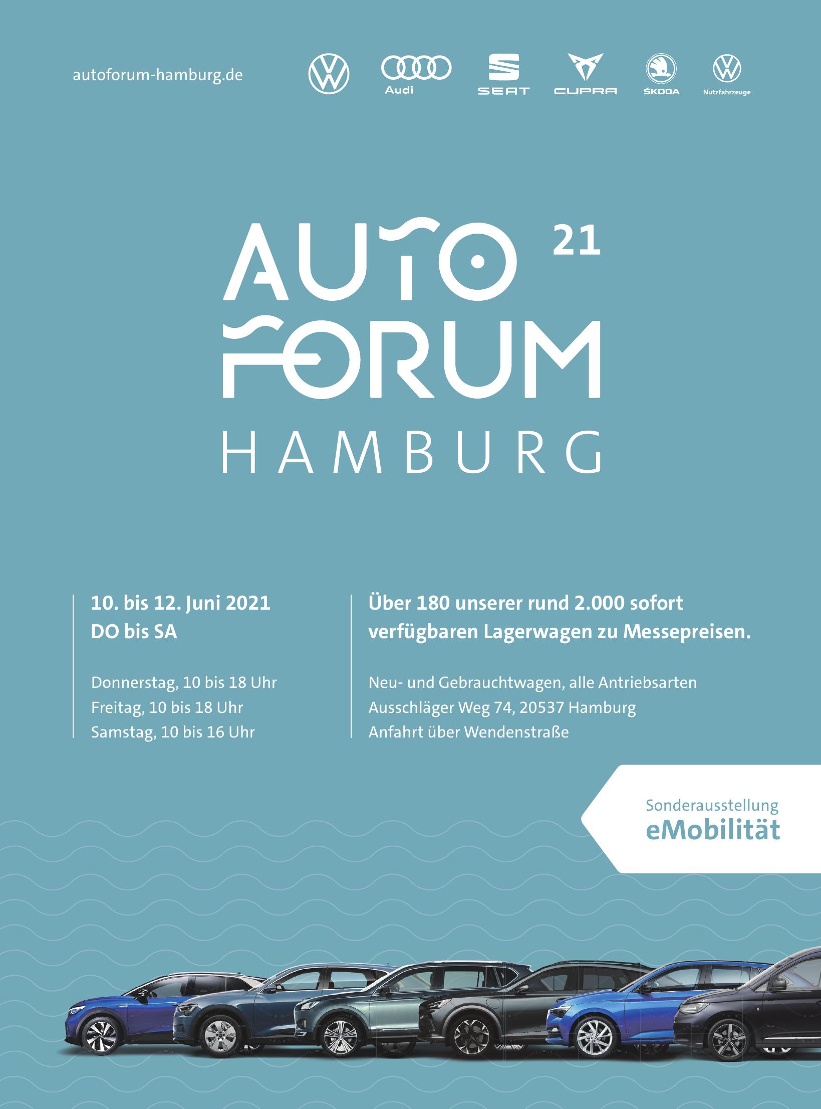 Auto Forum Hamburg
