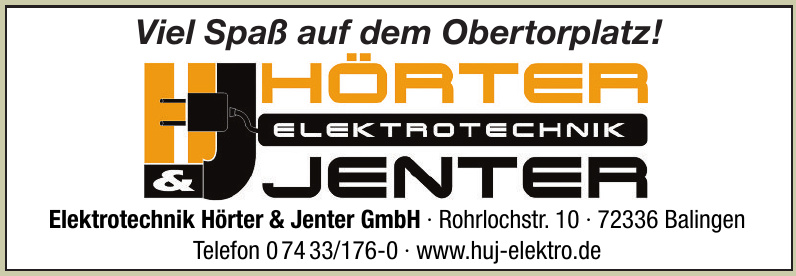Elektrotechnik Hörter & Jenter GmbH