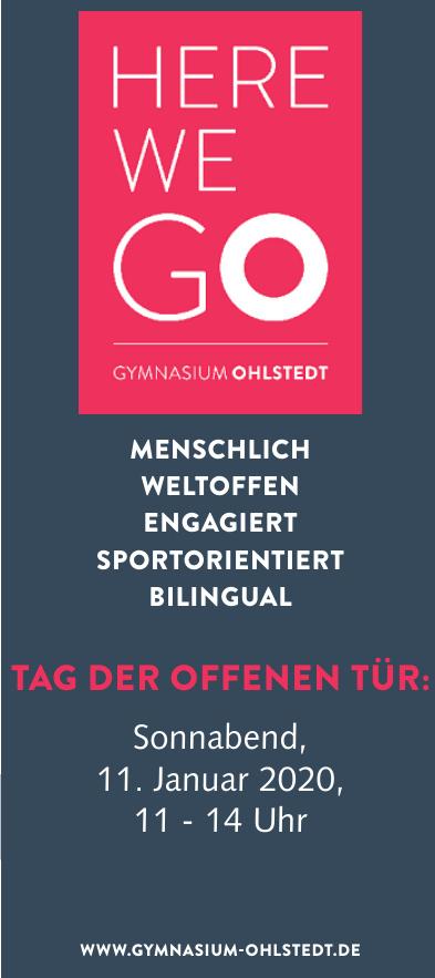 Gymnasium Ohlstedt