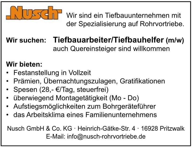 Nusch GmbH & Co. KG