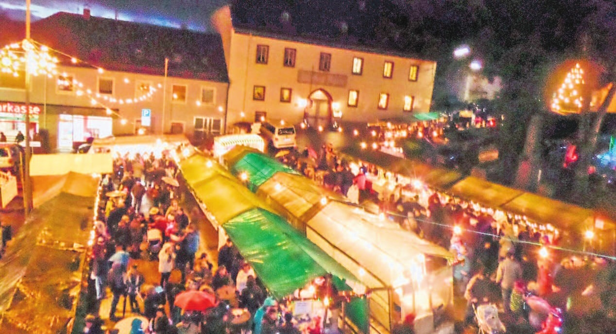 Suhl Weihnachtsmarkt.Der Thiersheimer Marktplatz Soll Erstrahlen Selb Hcs Hof Coburg Suhl