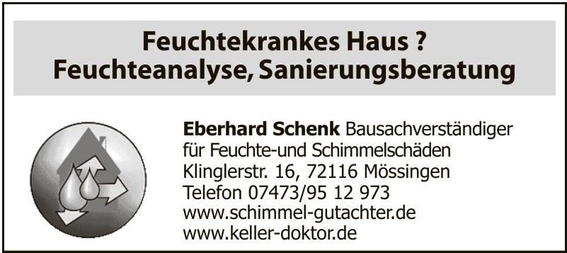 Eberhard Schenk