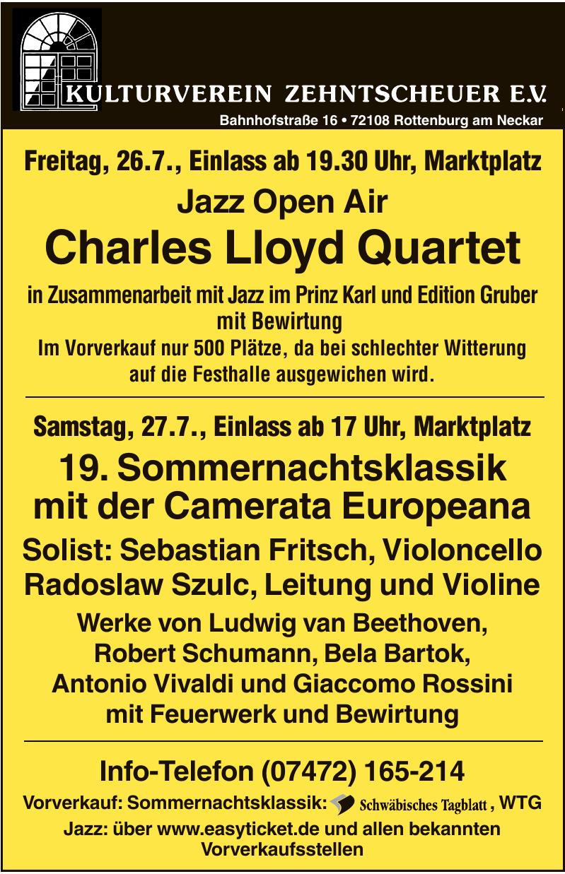 Kulturverein Zehntscheuer e.V.