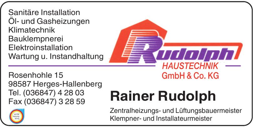 Rainer Rudolph Haustechnik GmbH