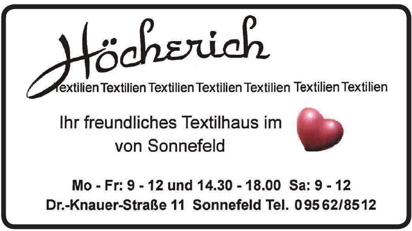 Höcherich
