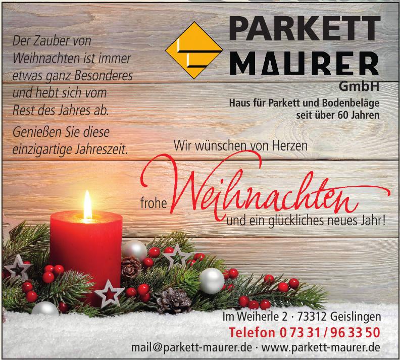 Parkett Maurer GmbH
