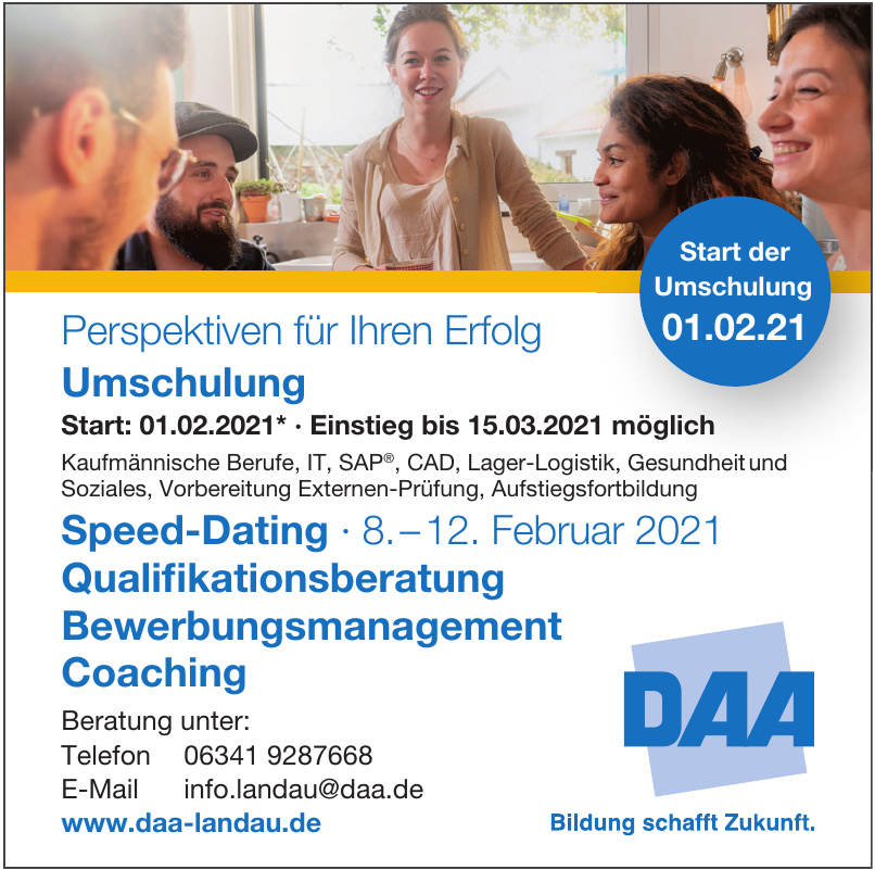 DAA Deutsche Angestellten-Akademie GmbH