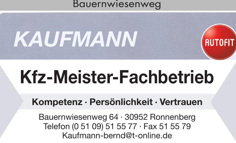 Autofit Kaufmann