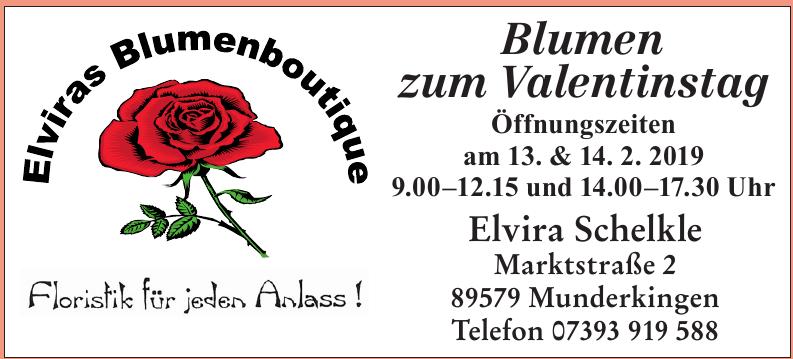 Elviras Blumenboutique