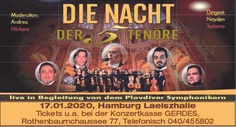 Konzertkasse Gerdes