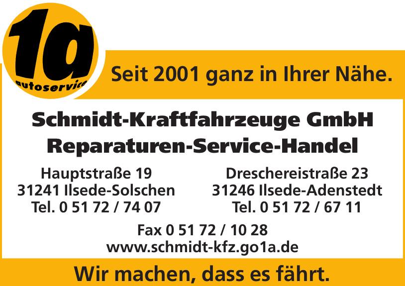 Schmidt-Kraftfahrzeuge GmbH