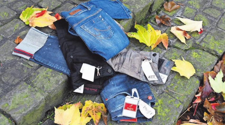 Mit Amor Trust & Truth, Goldgarn und LTB gibt es für jede Figur die ideal sitzende Jeans in Pit's Laden – Inhaberin Pit Battmer lädt zum Stöbern ein.