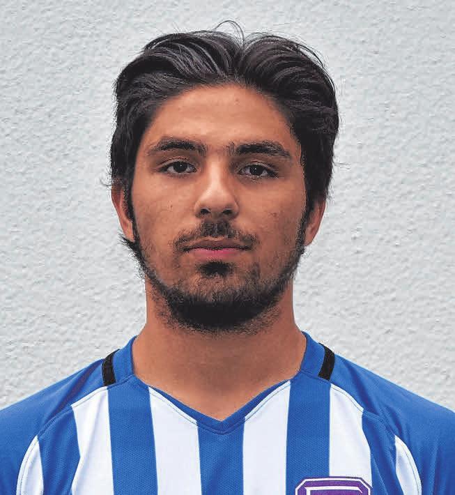 Auch aus der A-Jugend: Ismail Demiray. FOTOS: OTTO MARX