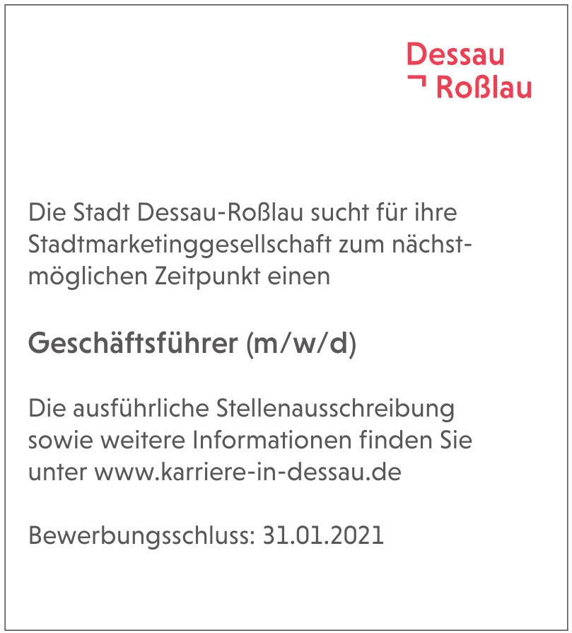 Stadt Dessau-Roßlau