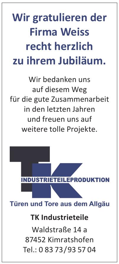 TK Industrieteile