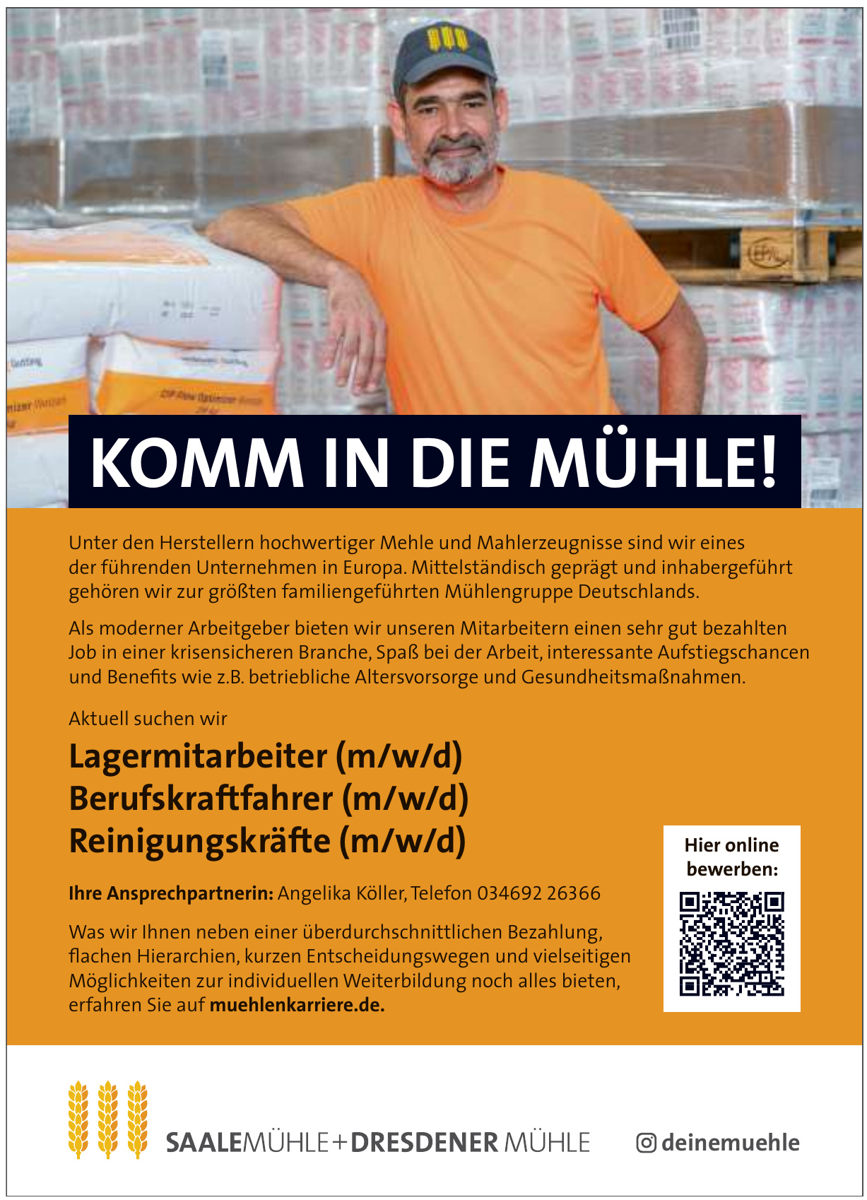 Saalemühle Alsleben GmbH