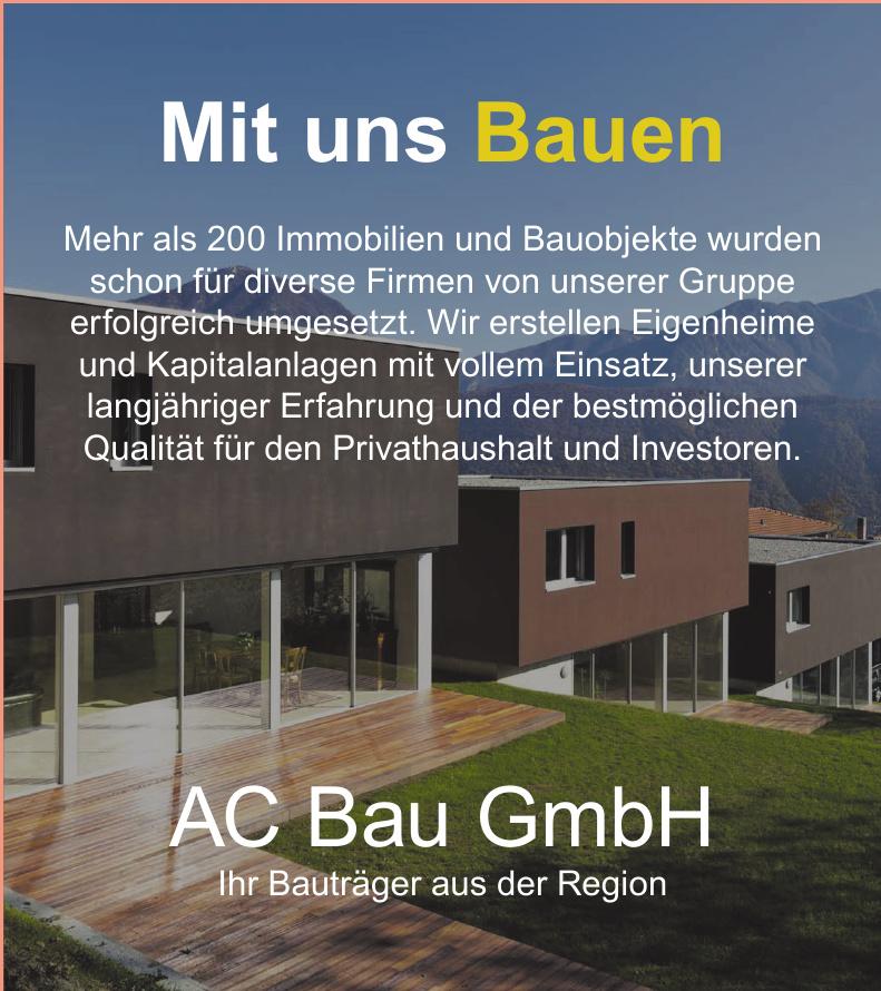 AC Bau GmbH