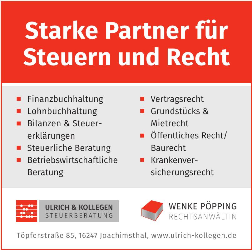 Ulrich & Kollegen Steuerberatung