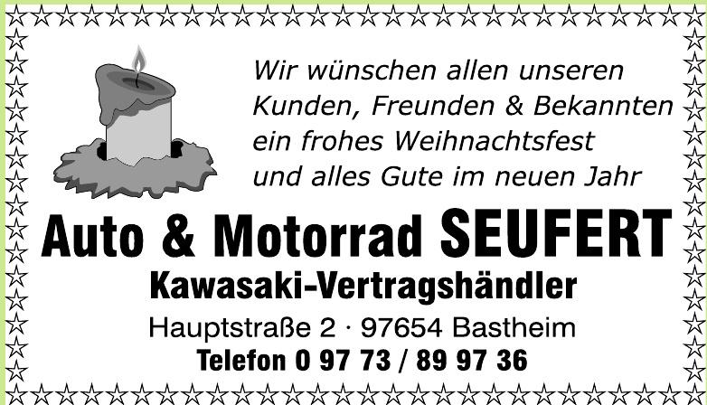 Auto & Motorrad Seufert